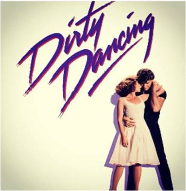 DIrty dancing kif and blog