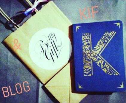 kif and blog 1